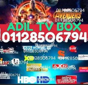 TV BOX 4K premier UHD PREMIUM L1VETIME fulHD
