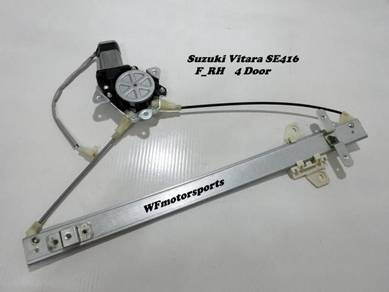 Suzuki Vitara SE416 Power Window Motor & Gear NEW
