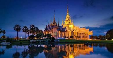 Trip Bangkok + Pattaya 4D3N FMAC 2018