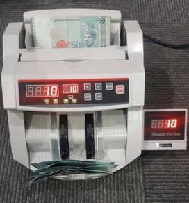 Bill note money counter machine mesin wang