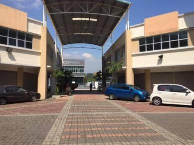 2 storey shop office cluster, pusat perdagangan alam jaya
