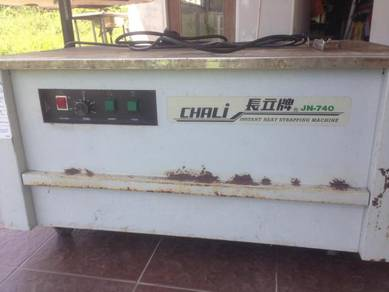 Semi Auto Wrapping & Strapping Machine for sale