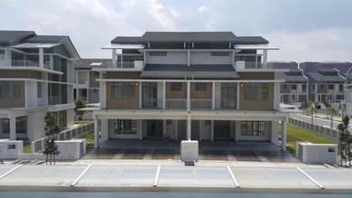 Semi D 2.5 storey Danau Mutiara Precint 16 Putrajaya