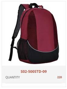 Pembekal Beg Galas Backpack Bag Boleh Cetak
