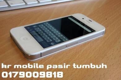 Iphone 4s 16gb fullset