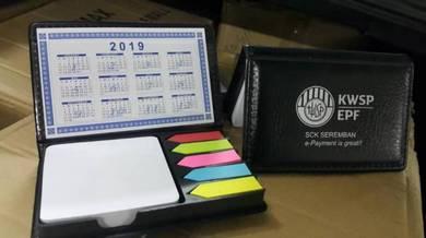 Sticky Note Memo Pad PU M/Box 1 (V23) - Small
