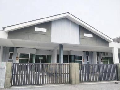 Kampar Putra Last Phrase Single Storey House