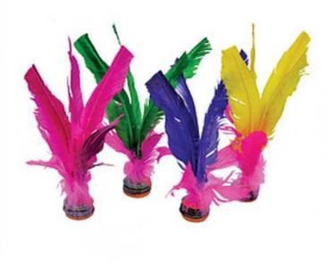 Tating Lawi Ayam : warna terang