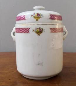 Mangkuk antique oriental soup pot
