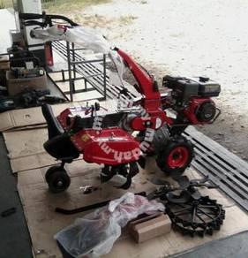 Ogawa power tiller / mesin bajak, batas & longkang