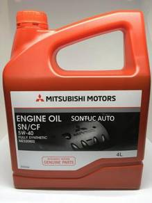 Mitsubishi Fully Synthetic 5W40 Engine Oil