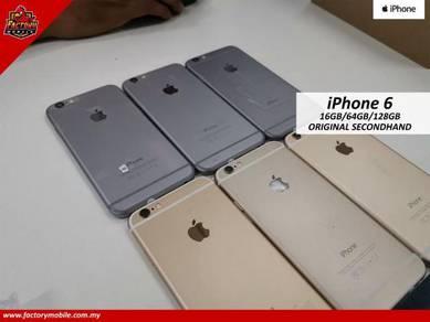 Apple Iphone 6 original percuma 3 hadiah