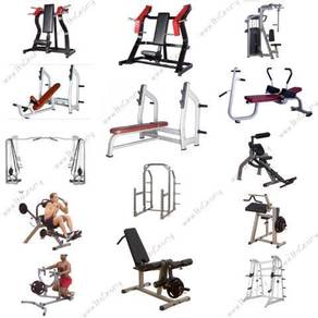 Package Alat Gym Machine. 14unit (Self-Collection)