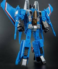 Thundercracker MP11T Coin Transformers toy figure