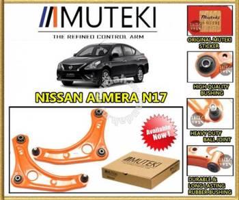 Nissan Almera Muteki Refined Front Lower Arm