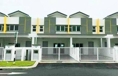 TERMURAH Double Storey Cherry 3 Hillpark Bandar Puncak Alam near UiTM