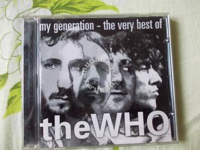 The Who - Very Best of cd