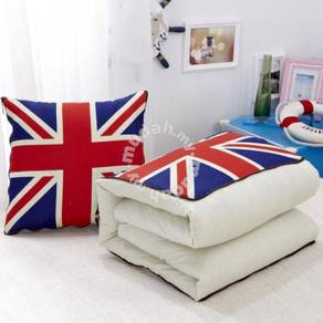 3 IN 1 Foldable Throw Pillow Blanket