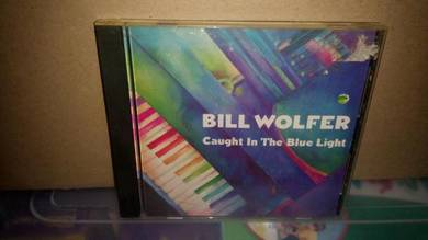 CD Bill Wolfer - Caught In The Blue Light