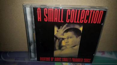CD A Small Collection -18 of James Small Favorites