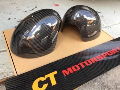 MINI Cooper F55 F56 Carbon Side Mirror Replacement