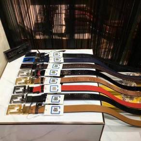 Fendi Leather Belt (imported)