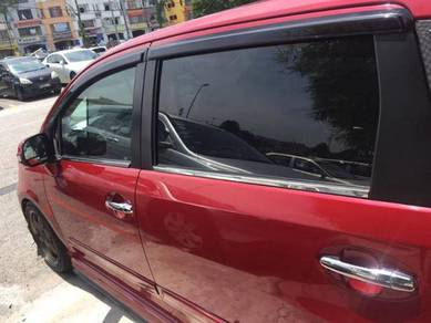 Proton exora persona door belt window moulding
