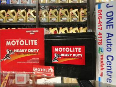 MF battery motolite ns60S/ls accord civic waja c22