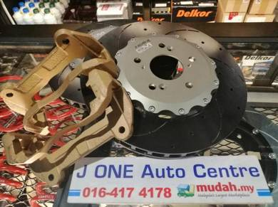 Dm disc rotor & backet honda accord 08 civic fd