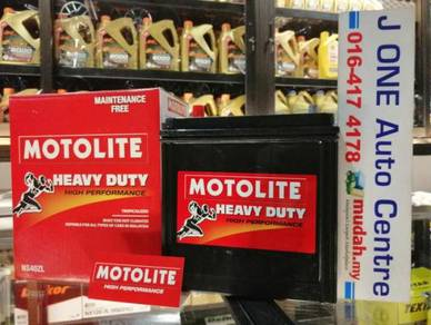MF battery motolite ns40ZL myvi alza kelisa city