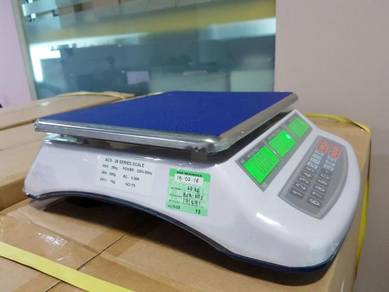 Timbang pricing scale + license 25kg