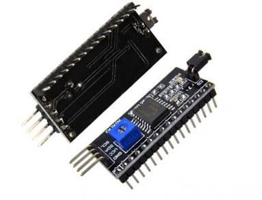 LCD1602 interface I2c module