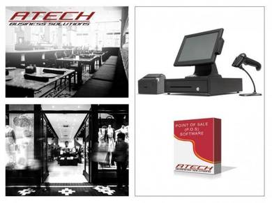 ( pos system ) atech mp standard full package