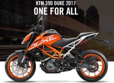 KTM DUKE 390 new model