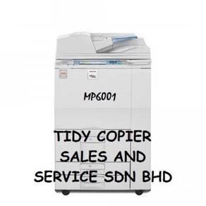Ricoh copier machine b/w mp6001