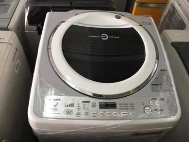 Mesin Basuh 11kg Toshiba Washing Machine Automatic