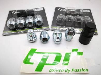 TPI Sport Rim Tayar Wheel Lock Nut Tyre Tire 1.5