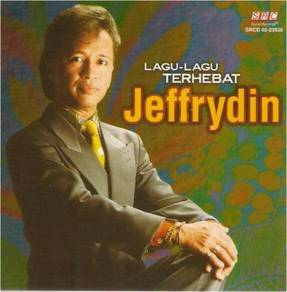 Jeffrydin 14 Lagu-Lagu Terhebat CD