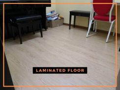 Premium Quality Laminated Floor - #58