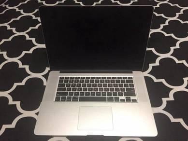 Macbook pro mid 2015 with retina