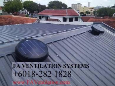 Solar Roof Ventilator Fan JERANTUT TEMERLOH KARAK