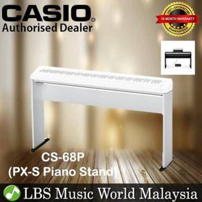 Casio cs-68pwe privia stand white for px-s series