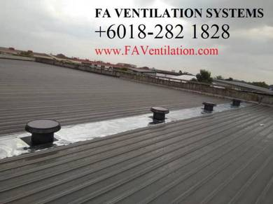 Solar Roof Attic Ventilator Fan GURUN KULIM JITRA
