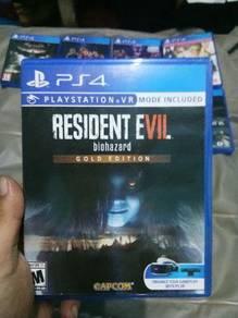 Resident Evil Boihazard Gold Edition
