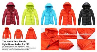 The North Face Female Light Down Jacket
