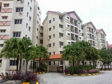 Alpine Village Apartment Sunway City Ipoh Perak For Sale