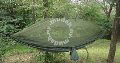17RAG hammock 3 in 1 with mosquito net