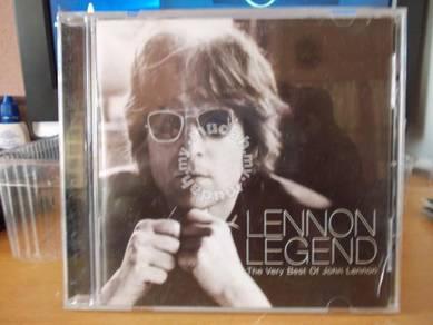 The Best of John Lennon - CD