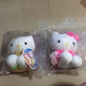 McDonald's Hello Kitty Chinese Couple Plush Toy