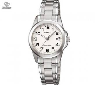 Watch - Casio LTP1215 WHITE - ORIGINAL